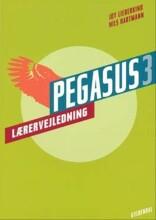 pegasus 3. lærervejledning - bog