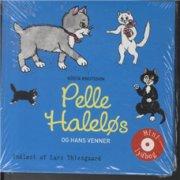 pelle haleløs og hans venner - CD Lydbog