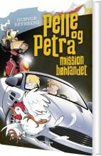 pelle & petra. mission bøhlandet - bog