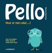 pello - hvor er min cykel - bog