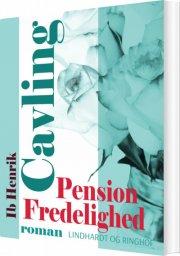 pension fredelighed - bog