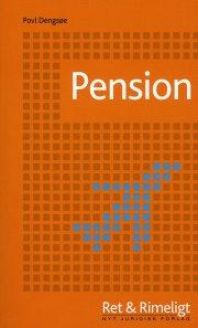 pension - bog