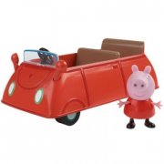 gurli gris figur - gurli gris med bil - Figurer