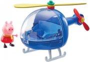 gurli gris legetøj - helikopter - Figurer