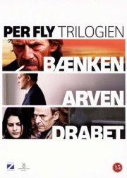 bænken // arven // drabet - per fly trilogien - DVD