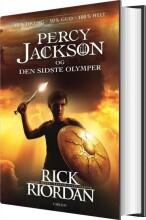 percy jackson 5 - den sidste olymper - bog