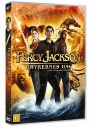 percy jackson og uhyrernes hav / percy jackson: sea of monsters - DVD