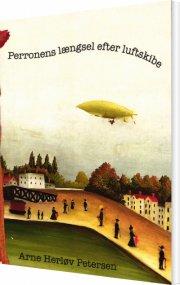 perronens længsel efter luftskibe - bog