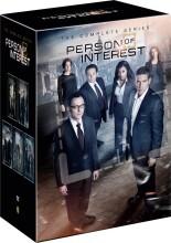 person of interest - sæson 1-5 - DVD