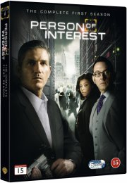person of interest - sæson 1 - DVD