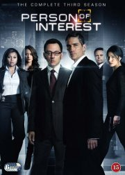 person of interest - sæson 3 - DVD