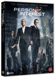 person of interest - sæson 4 - DVD