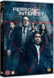 person of interest - sæson 5 - DVD