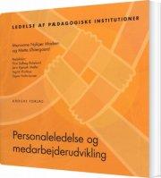 personaleledelse og medarbejderudvikling - bog