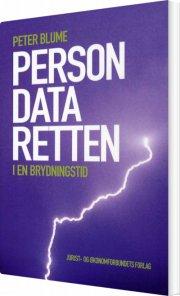 persondataretten - bog