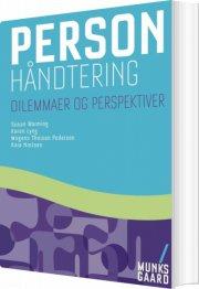 personhåndtering - bog