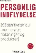 personlig indflydelse - bog