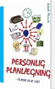 personlig planlægning - bog