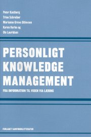 personligt knowledge management - bog