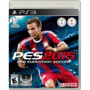 pes 15 / 2015 - pro evolution soccer - PS3