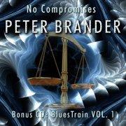 peter brander - no compromises / bluestrain vol. 1 - cd