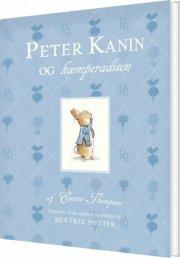 peter kanin og kæmperadissen - bog