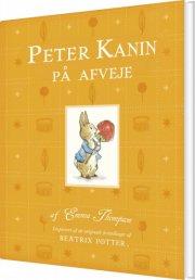 peter kanin på afveje - bog