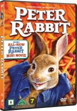 peter kanin / peter rabbit - 2018 - DVD