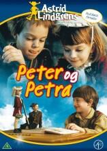 peter og petra / peter och petra - DVD