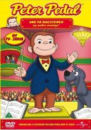 peter pedal - abe på bagscenen - DVD