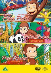 peter pedal - boks 1 - DVD