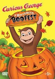 peter pedal holder halloween / curious george - a halloween boo fest - DVD