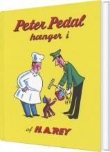 peter pedal hænger i - bog
