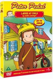 peter pedal - lærer at cykle og andre eventyr - DVD