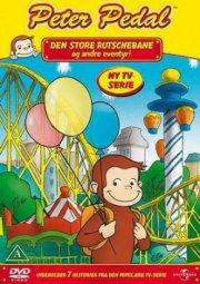 peter pedal og den store rutchebane - DVD