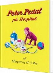 peter pedal på hospital - bog
