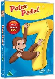 peter pedal - sæson 7 - DVD