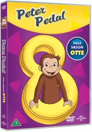 peter pedal - sæson 8 - DVD