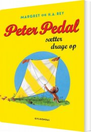 peter pedal sætter drage op - bog