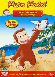 peter pedal skal på ferie og andre eventyr - DVD