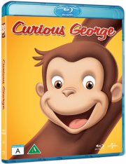 peter pedal film / curious george	the movie - Blu-Ray