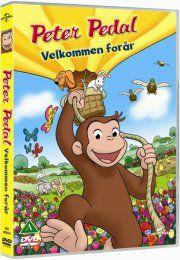 peter pedal - velkommen forår - DVD