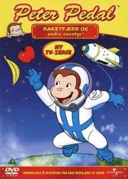peter pedal - vol. 2 - raketfærd og andre eventyr - DVD