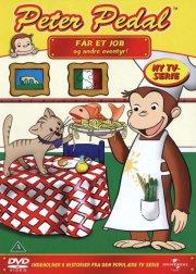 peter pedal - vol. 3 får et job - DVD