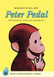 den store bog om peter pedal - CD Lydbog