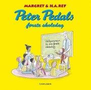 peter pedals første skoledag - bog