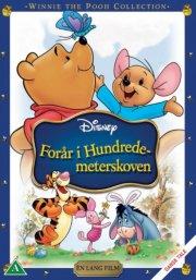 peter plys - forår i hundredemeterskoven - disney - DVD
