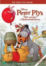 peter plys - nye eventyr i hundredemeterskoven - disney - DVD