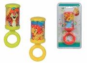 peter plys rangle med klokkelyd - winnie the pooh - 12 cm - Babylegetøj