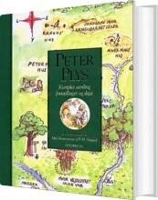 peter plys - komplet samling af fortællinger og digte - bog